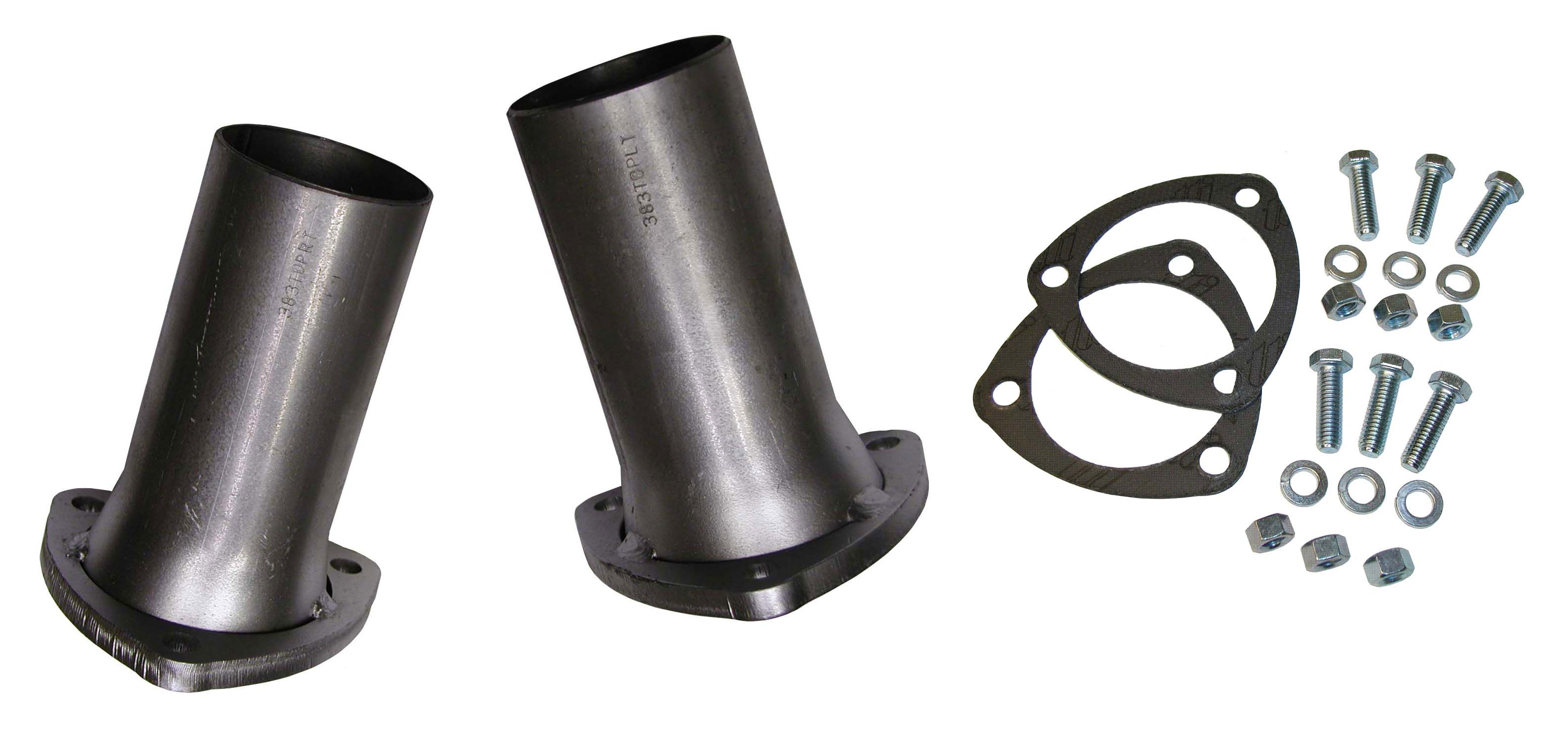 Quot long angled reducers for applications